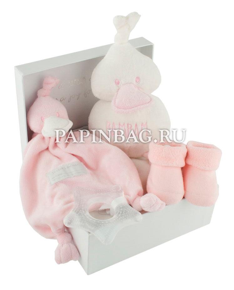 Подарки новорожденным девочкам купить
