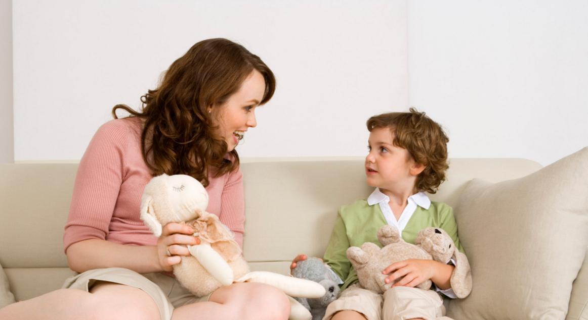 Как найти правильный подход к ребёнку дошкольного возраста