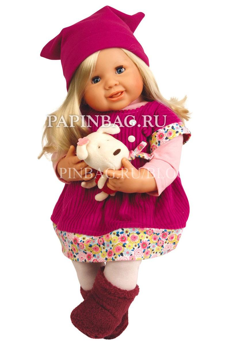 Куклы производства Германия - новогодний подарок девочке