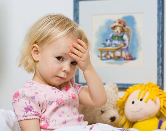 Часто болеющие дети - советы родителям