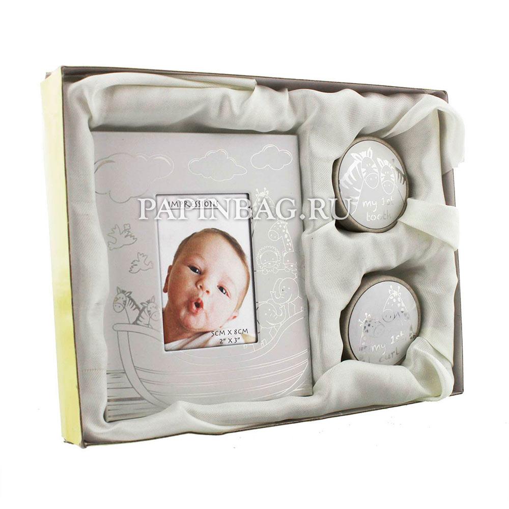 Наборы для новорожденных с коробочками