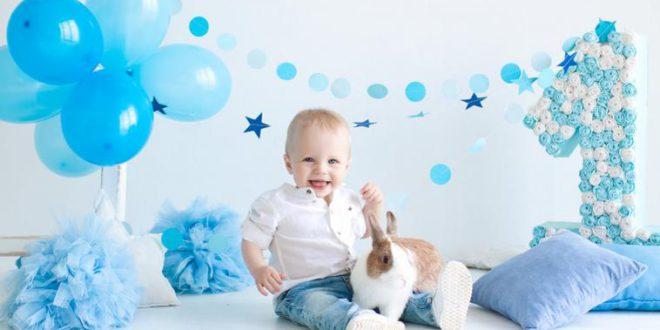 картинка 1 год мальчику