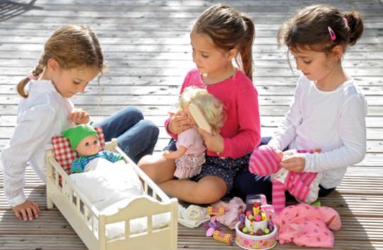 Куклы и пупсы производство Германия
