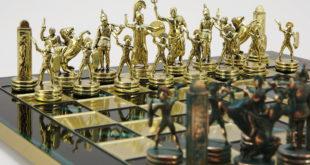 Сувенирные шахматы в подарок