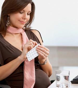 Лекарства, применяемые во время беременности