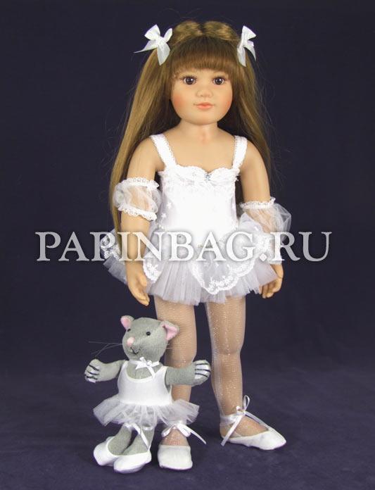Кукла из ниток своими руками мастер класс